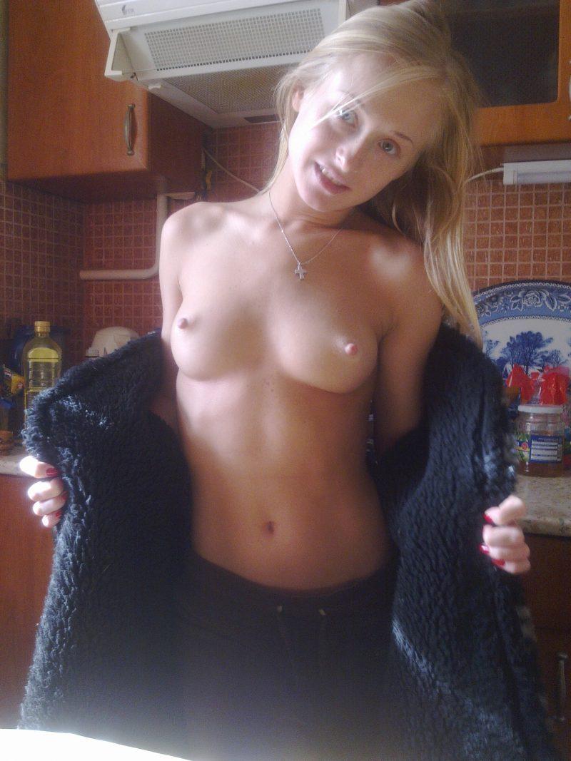 cute ukrainian amateur blonde naked young 06 800x1067