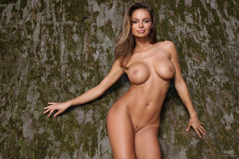 Dana harem naked