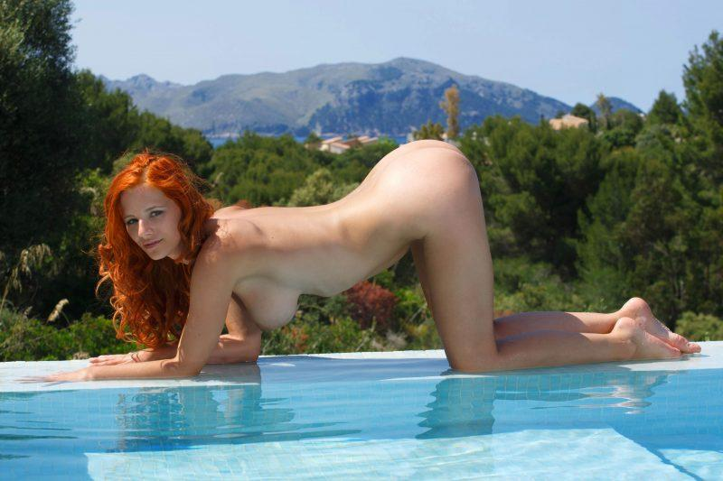 girls nude in pool wet photo mix vol6 42 800x533