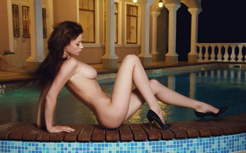 girls nude in pool wet photo mix vol6 49 800x500