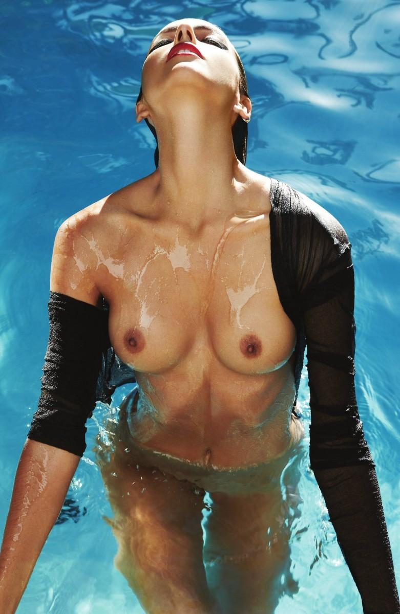 girls nude in pool wet photo mix vol6 99