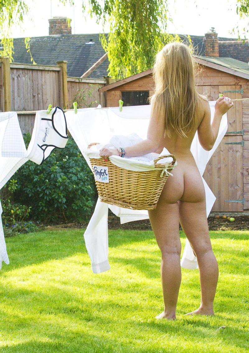 laundry girls nude washing machine photo mix 32 800x1132