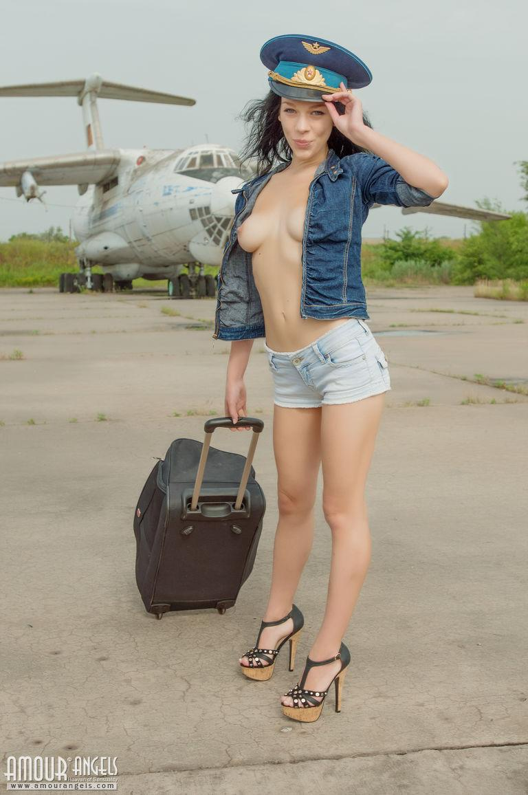 nude girls in jeans shorts mix 06