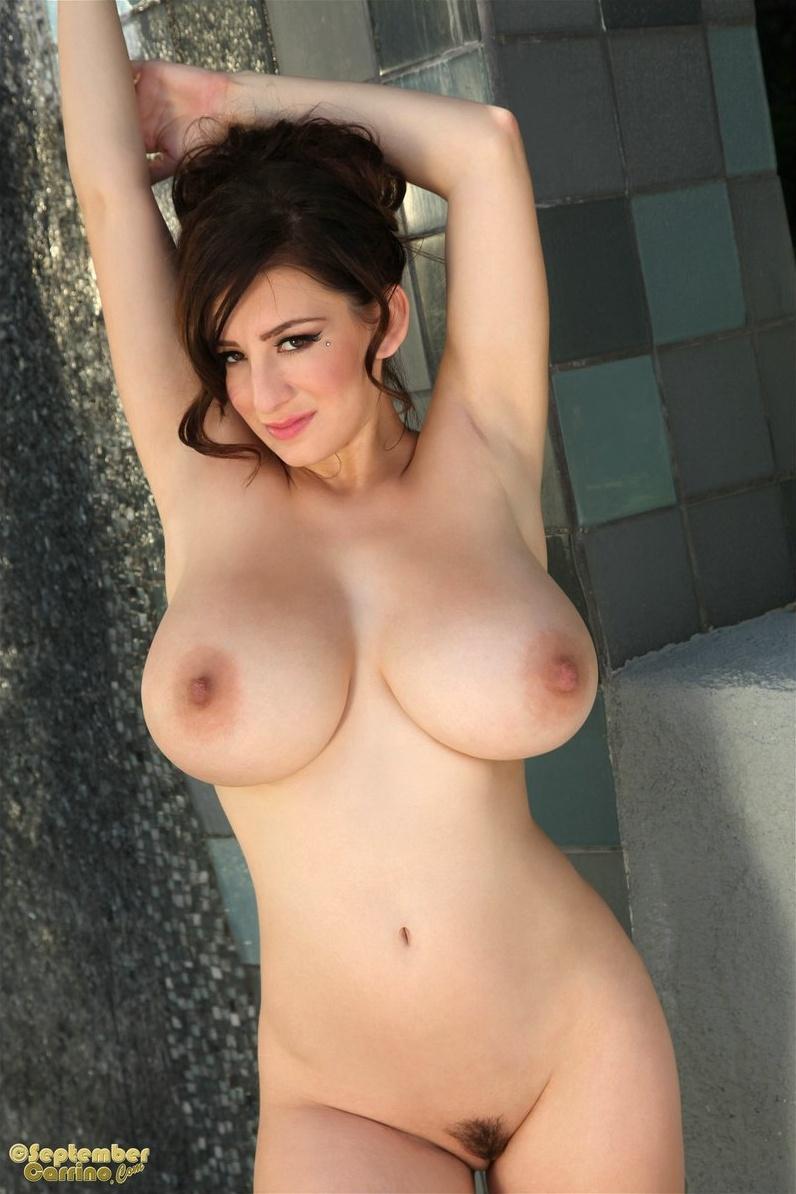 september carrino nude bikini 34