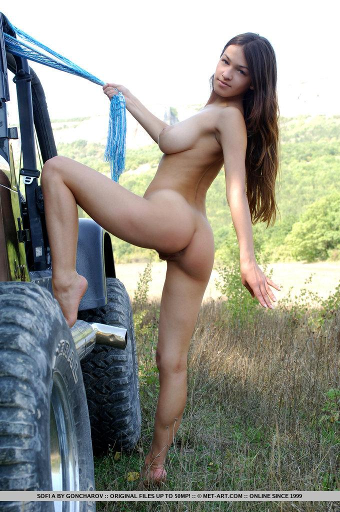 Sorry, Teens nude on jeeps