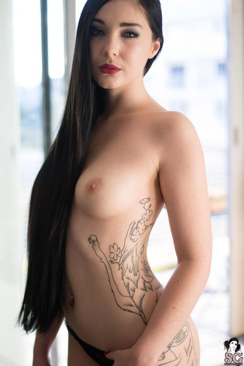 Suicide girls naked tattoos — pic 12