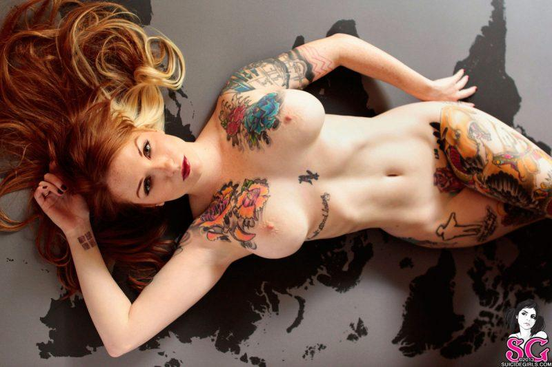 suicide girls naked tattoos nude mix vol9 93 800x533