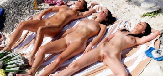 threesome naked girls lesbians mix vol2 10 800x450