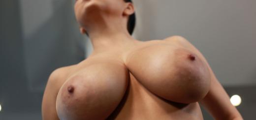 2518603 3waSonnet Ewa Sonnet Frontal Nudity Seduction 023