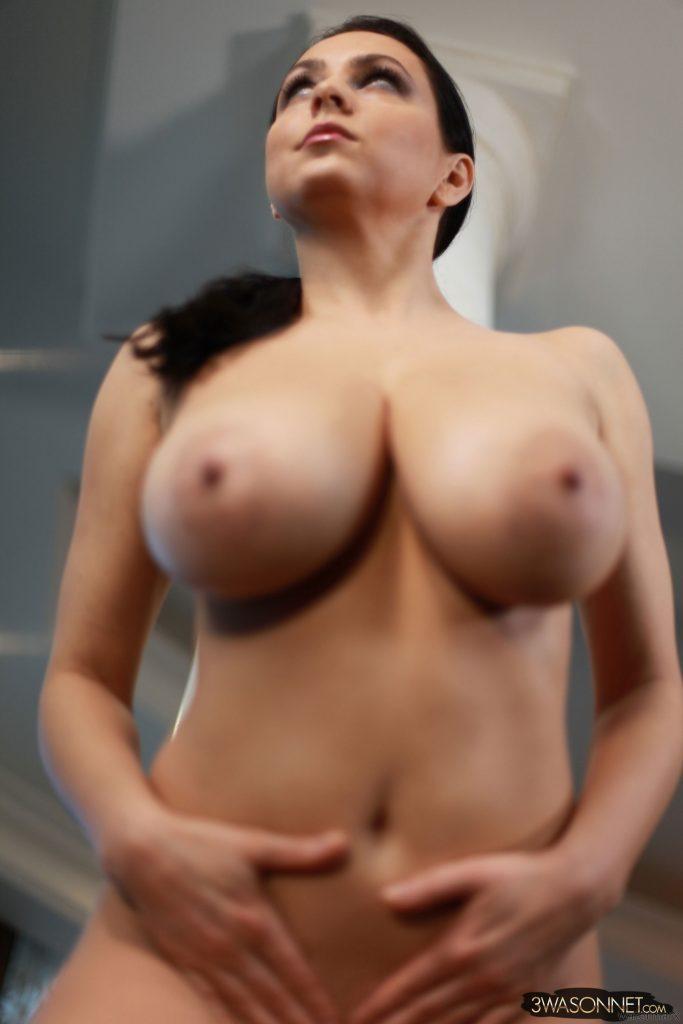 2518603 3waSonnet Ewa Sonnet Frontal Nudity Seduction 026