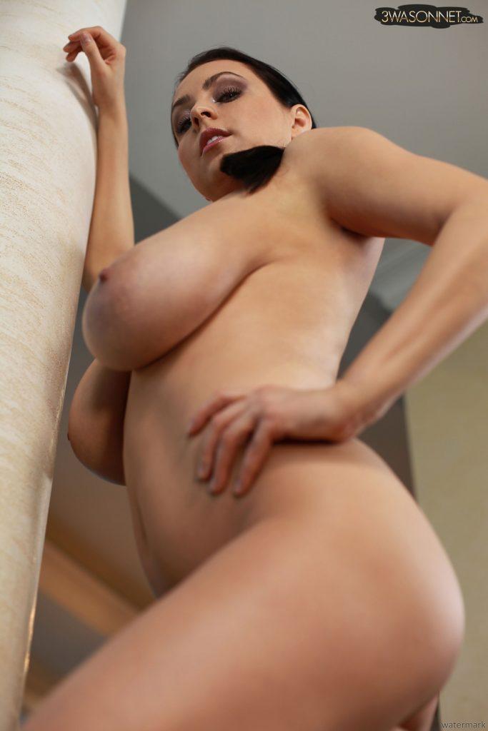 2518603 3waSonnet Ewa Sonnet Frontal Nudity Seduction 029