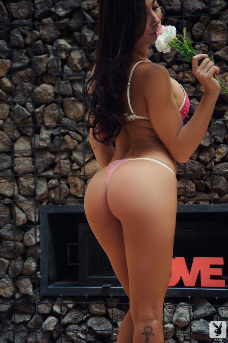 belen lavallen boobs ass naked pink heart playboy 08 800x1202