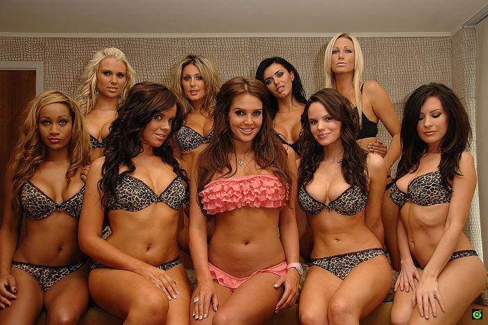lots of girls 92