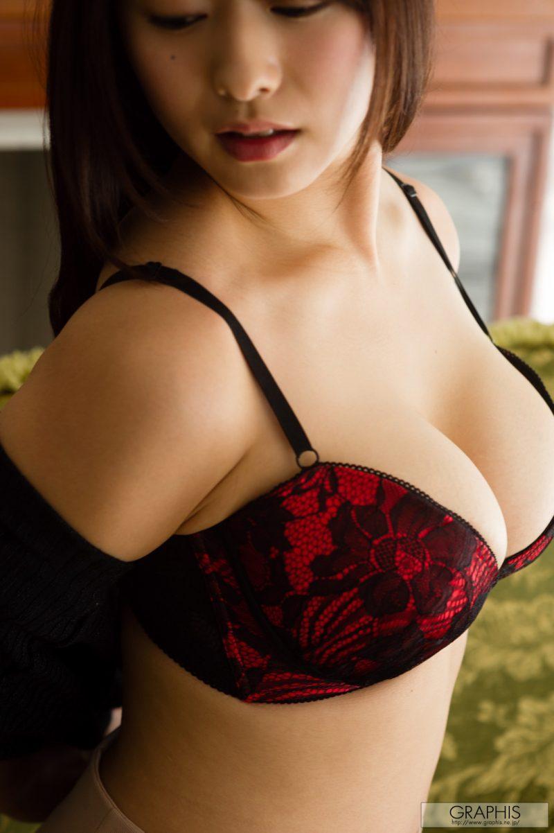 marina shiraishi japanese busty asian girl nude graphis 12 800x1202