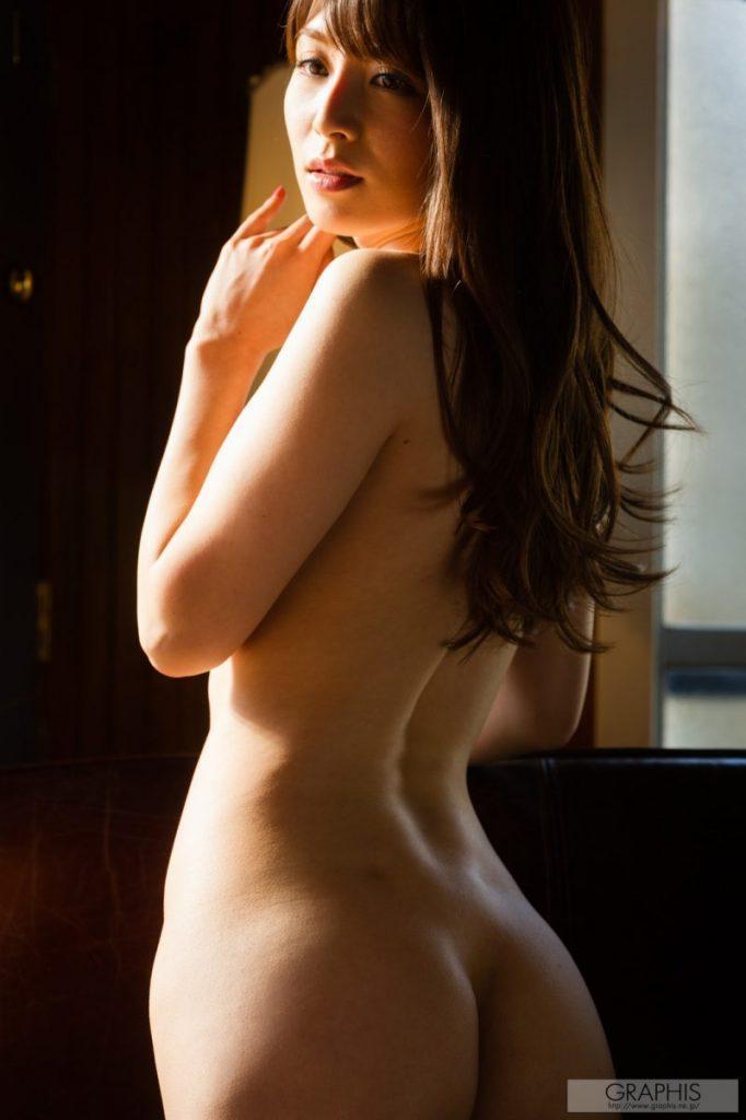 miku ohashi naked asian stockings garters graphis 31 800x1202