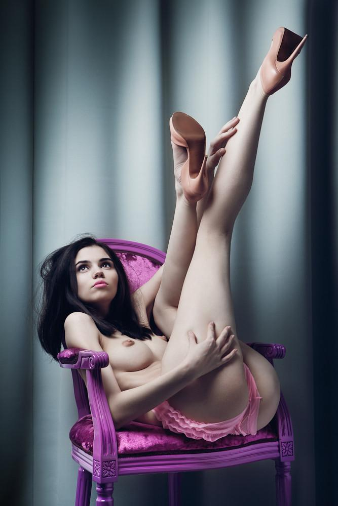 nude girls with legs up mix 47