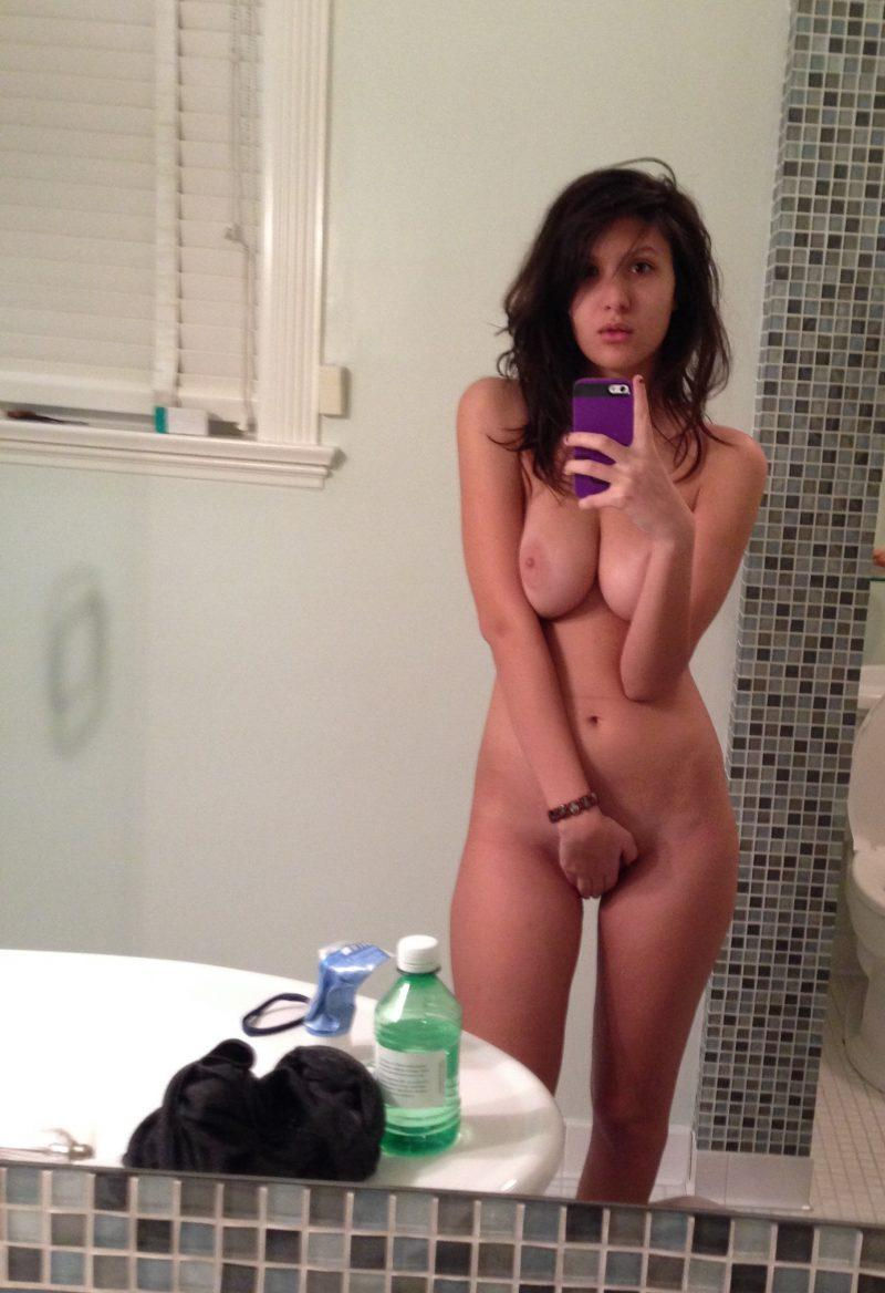 nude selfie mirror girls selfshot young mix vol6 87 800x1168