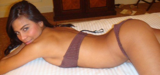 tanned brunette amateur in hotel room 07 800x600