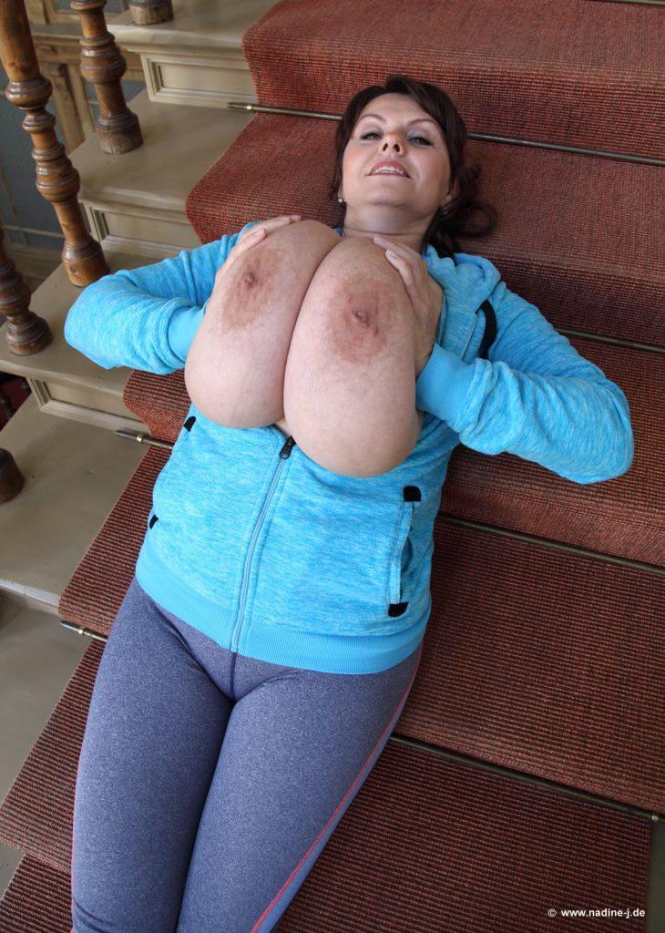Huge Aussie Tits