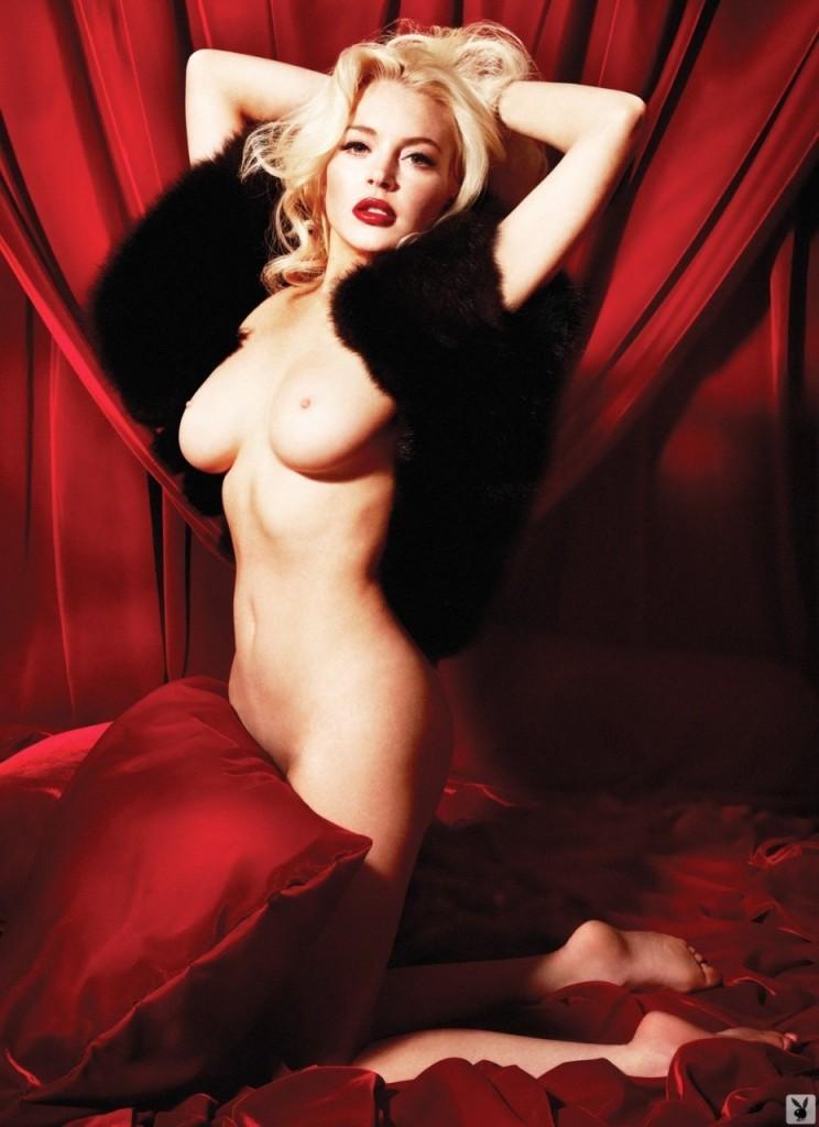 Lindsay Lohan Naked 09 744x1024