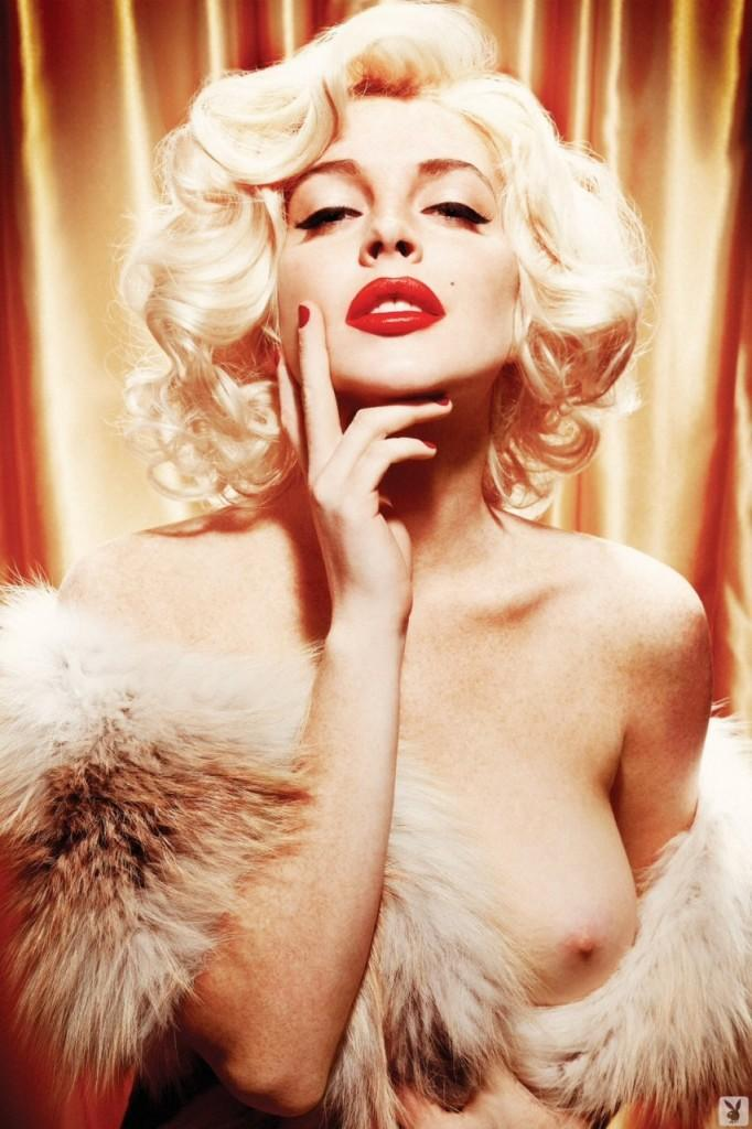 Lindsay Lohan Naked 11 682x1024