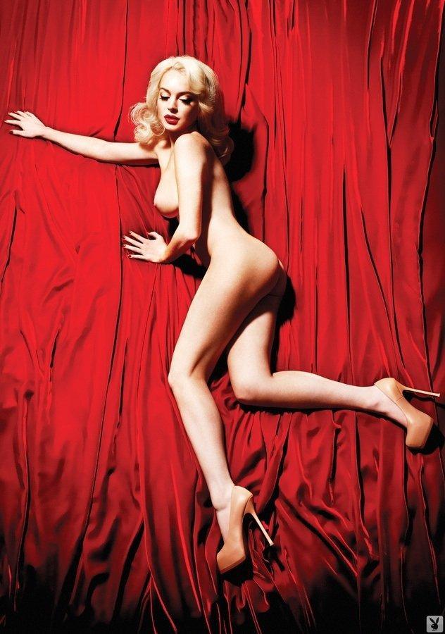 Lindsay Lohan Naked 12