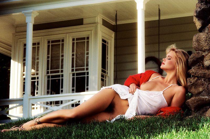 julie michelle mccullough blonde miss february 1986 vintage playboy 22 800x531