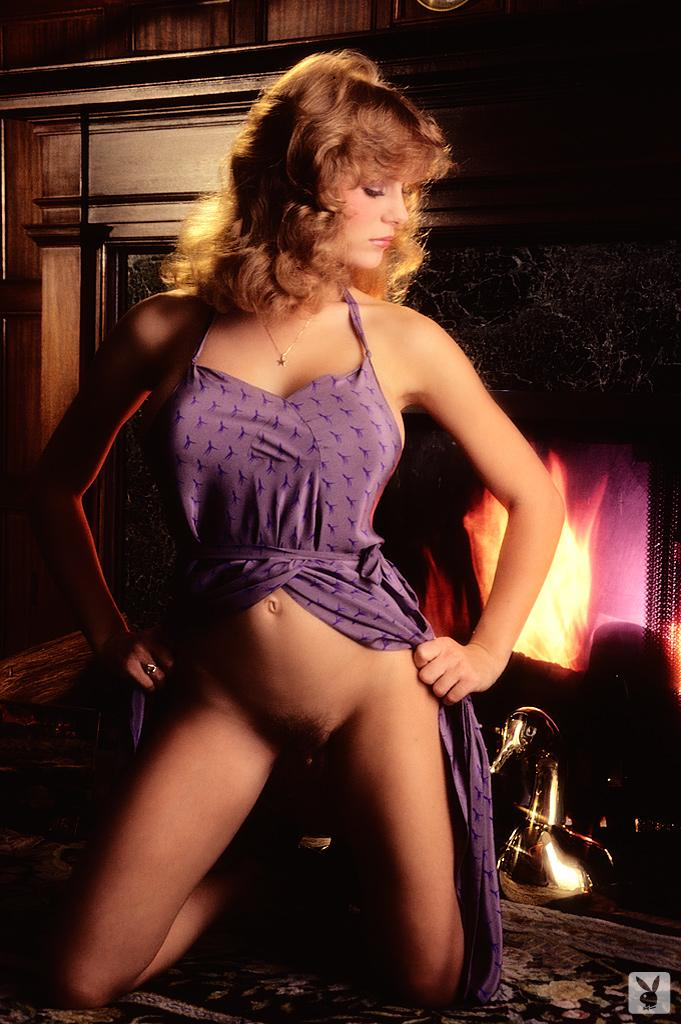 kimberly mcarthur playmate january 1982 boobs vintage playboy 17