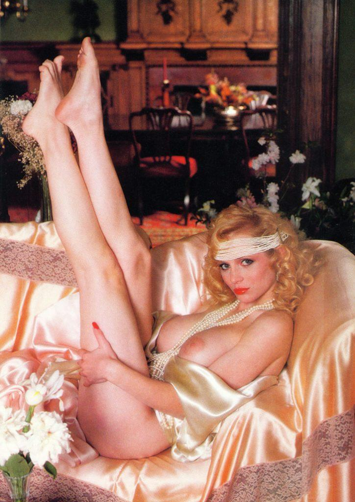 kimberly mcarthur playmate january 1982 boobs vintage playboy 26