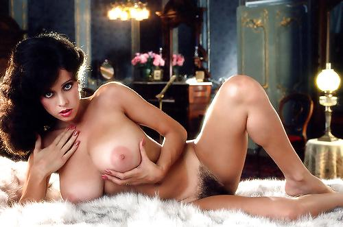 Naked playmate