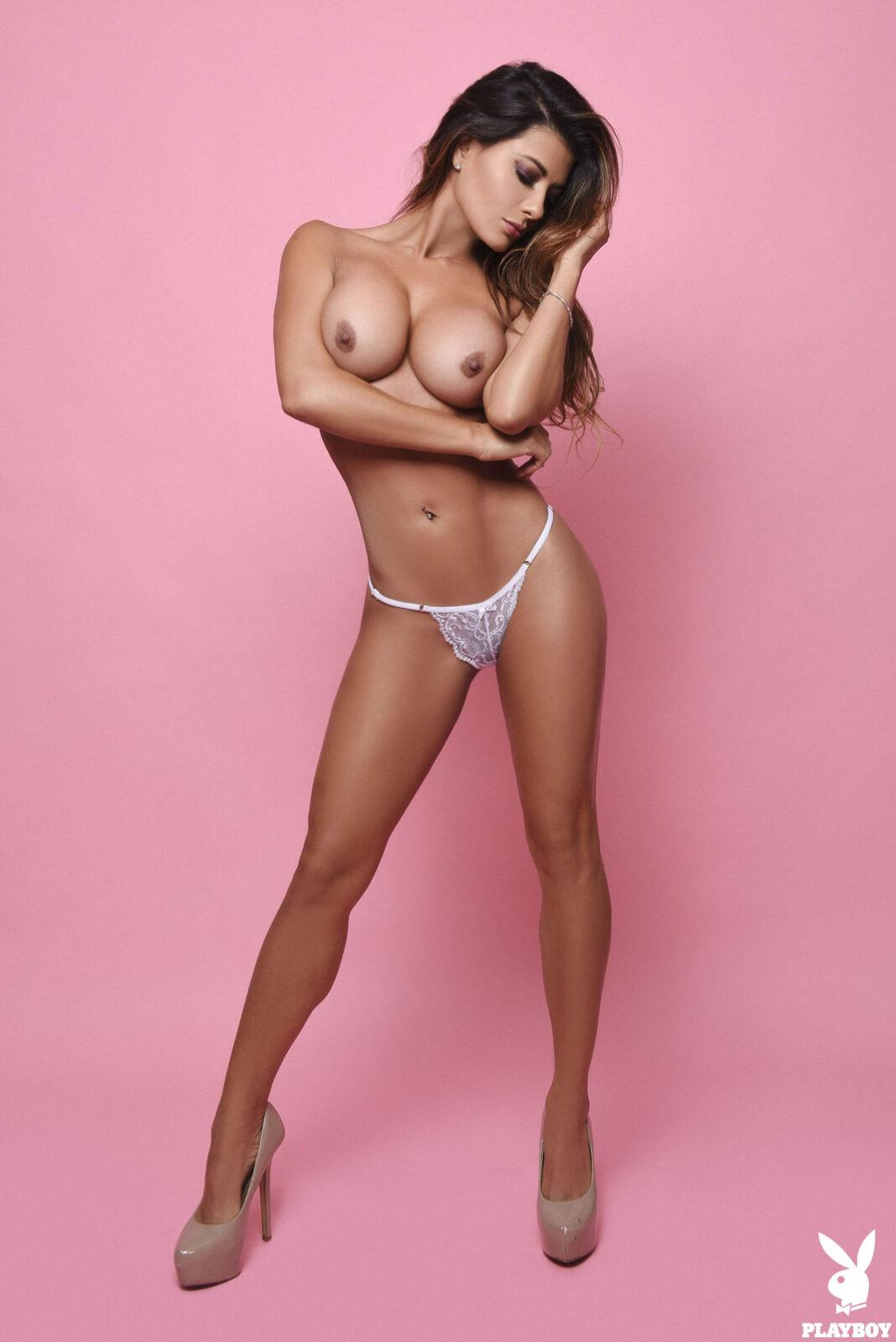 viviana castrillon in playboy mexico3