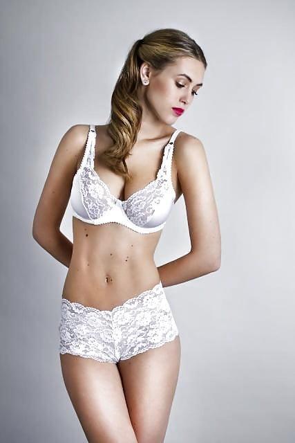 Juliana Kawka busty model from Argentina