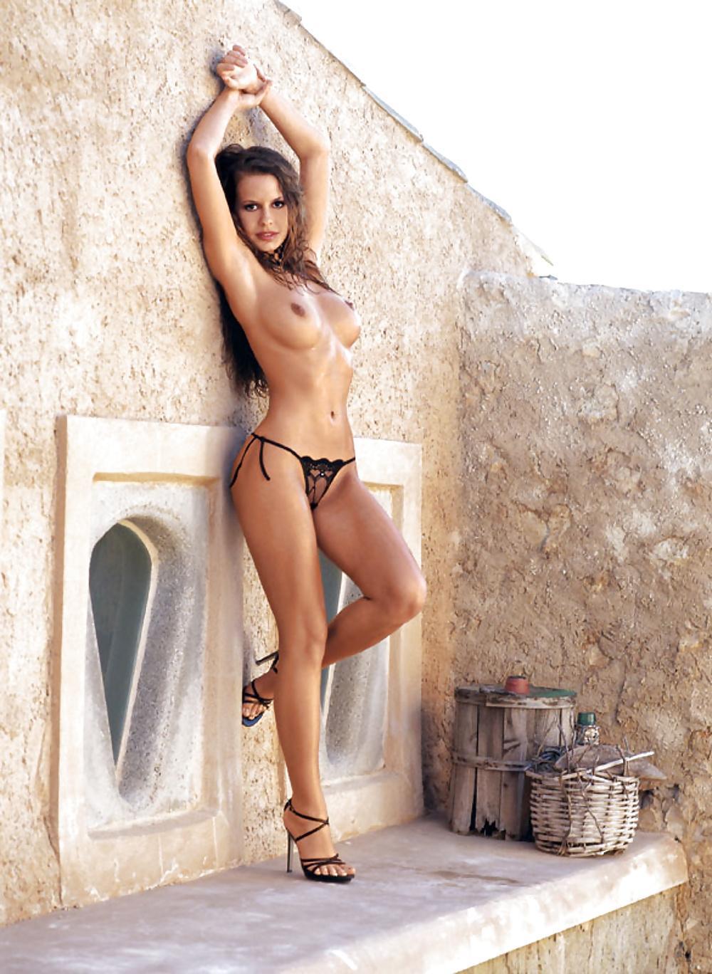 Maureen sauter sexy nude photo autograph reprint print autografo foto autogramm