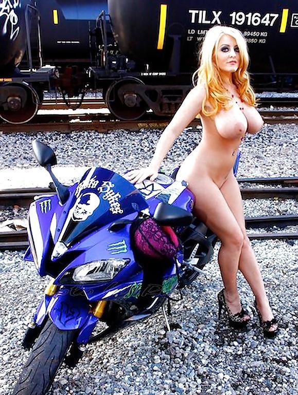 Sophie Dee Biker Chick