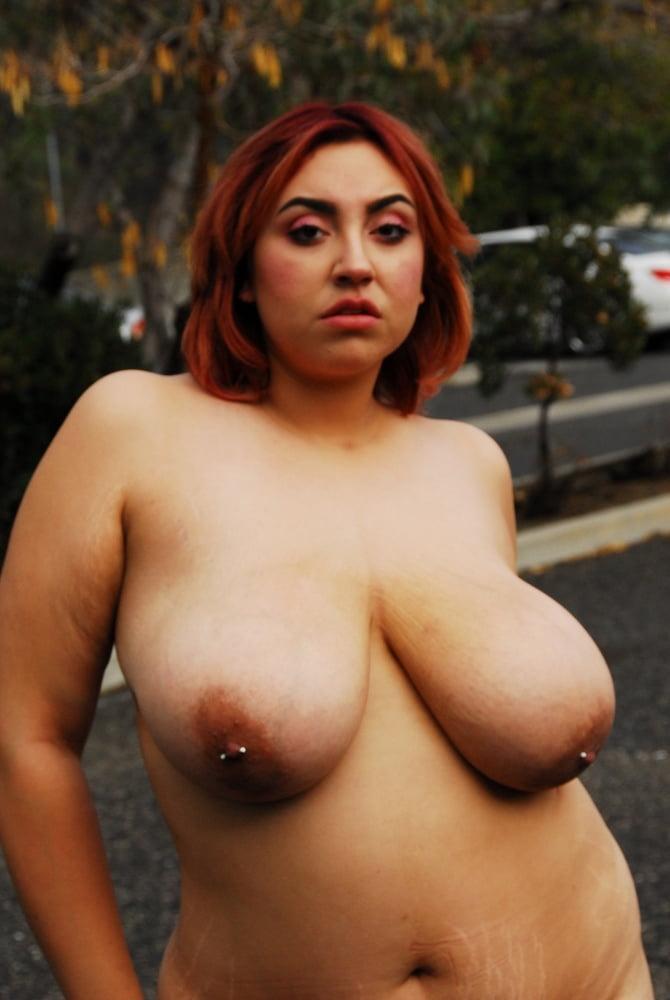 Alexandra R Owens Nude in Public