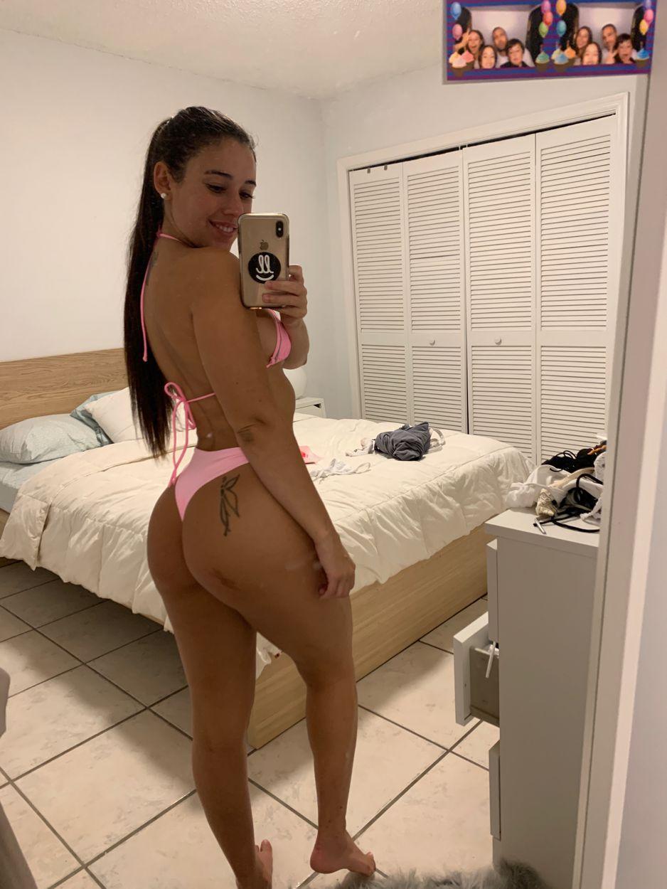 Angie Varona Booty
