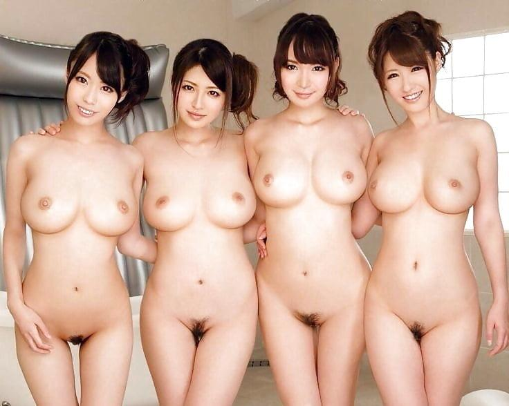 Japanese American Big Tits