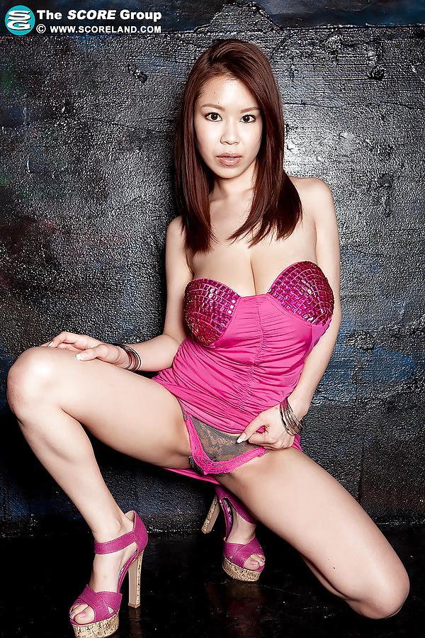 Japanese Big Tits Strip