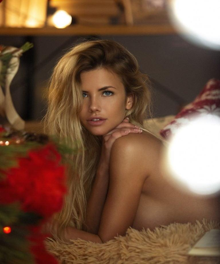 Topless russian models