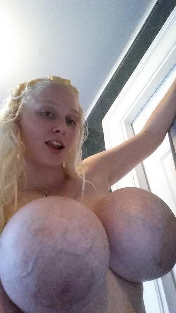 Unreal big tits