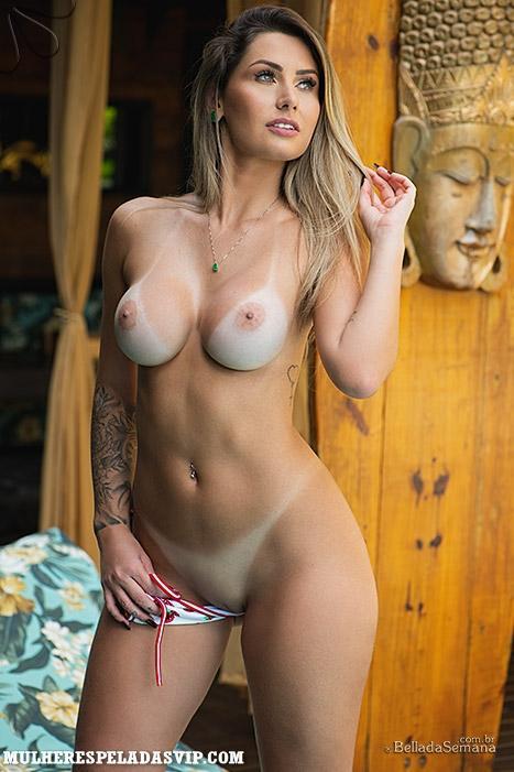 Nude semana bella da Vanessa Vailatti