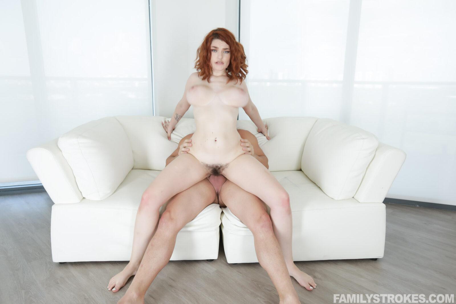 Annabel Redd - Family Strokes