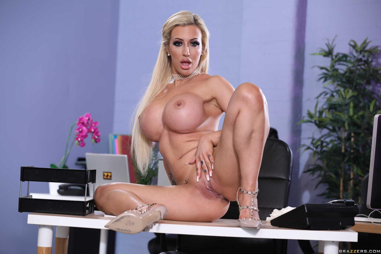 Skyler Mckay - Big Tits at Work