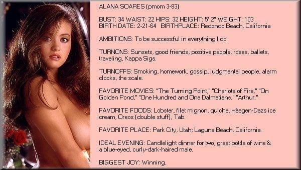 Soares nude alana Alana Soares