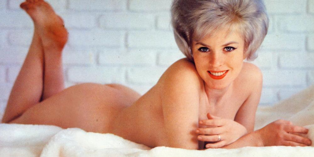 June Cochran  nackt